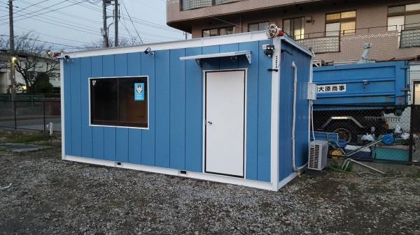 平塚市S様の倉庫塗装