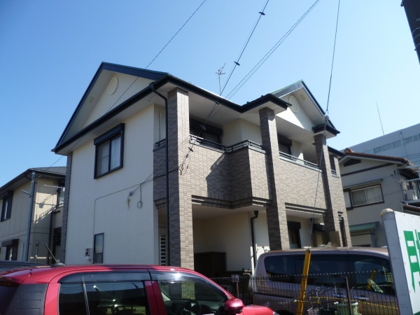 平塚市M様邸外壁屋根塗装