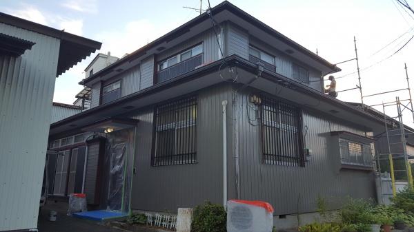 茅ヶ崎市Y様邸外壁塗装工事