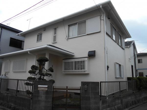 茅ヶ崎市Z様邸外壁塗装工事