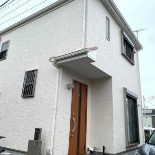 茅ヶ崎市 Y様邸 外壁塗装工事