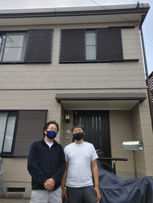 Y様邸 外壁塗装工事